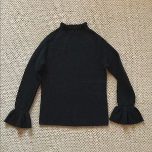 Banana Republic Bell Sleeved Sweater - worn once!